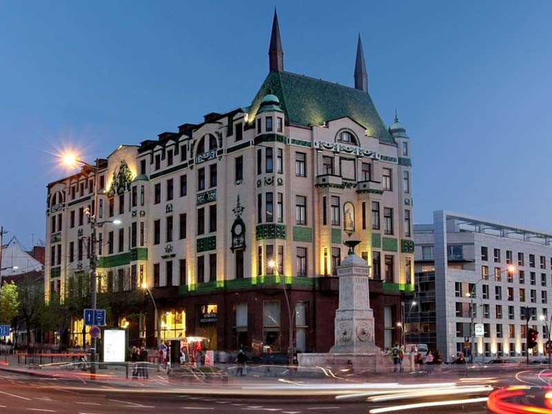 Accommodation in Belgrade hotels